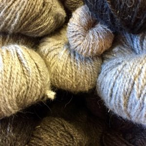Wool from Sorve